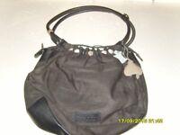 Soft black Radley handbag