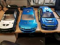 Rc body shells