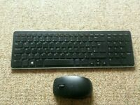WiFi keyboard and mouse