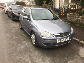 Corsa 1.25 , now sold