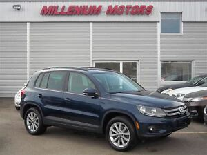 2012 Volkswagen Tiguan 2.0 AWD HIGHLINE/NAVI/LEATHER/ SUNROOF