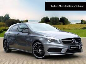 Mercedes-Benz A Class A180 CDI BLUEEFFICIENCY AMG SPORT (grey) 2013-11-30
