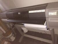 "HP DESIGNJET 5500ps 42"" printer"