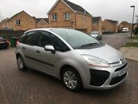 2007 CITROEN C4 PICASSO 1.6 DIESEL, FULL SERVICE HISTORY, CRUISE, BLUETOOTH