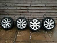 Mini Cooper Wheels R56