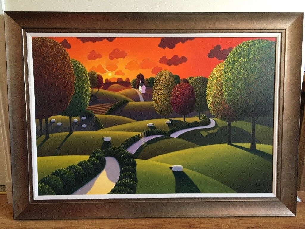 Paul corfield changing colours limited edition rare and long jeuxipadfo Images