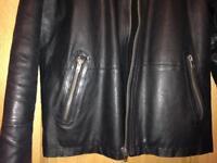 Men's leatherjacket large