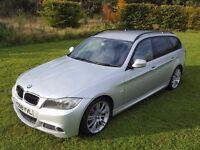 2009 318d M Sport **Touring** 320d msport 320 330d