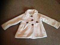 Next girls coat suze 2-3 worn once
