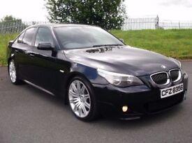 MINT BMW 535D M SPORT LOW MILES *FSH* LIKE 520D 530D PASSAT A4 A6 330D 335D E350 GOLF GTD