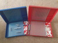 Vintage board games x 4