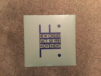 New Order - Movement Vinyl LP - Brand New Un-opened