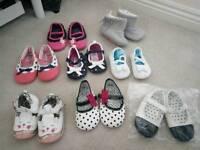 6-12 month shoe bundle