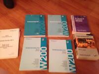 W200 books