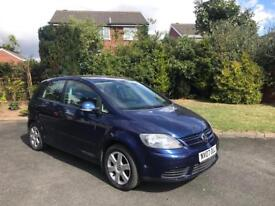 2007 VOLKSWAGEN GOLF PLUS AUTOMATIC AUTO 1.9 TDI