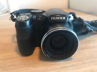 Fujifilm FinePix S Series s1730 12.2MP Digital Camera - Black