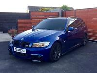 BMW 330d m sport touring estate (2010 lci facelift) not 320d m3 m5 325d