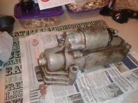 ford transit mk6 starter motor 2.0 diesel