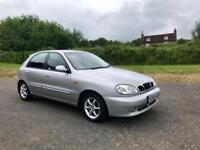 Daewoo Lanos 1.6 | Low Miles only 65k! | Mot | Lovely Condition | £495