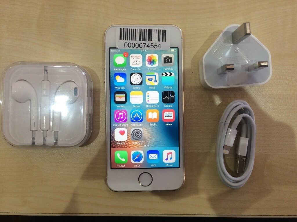 IPHONE 5S GOLDUNLOCKED32 GBGRADE AVISIT MY SHOP1 YEAR WARRANTYRECEIPTin Manor Park, LondonGumtree - IPHONE 5S GOLD unlocked and Grade A condition. This phone working perfectly and has the memory of 32 GB. The phone is like new and ready to use. VISIT MY SHOP. 556 ROMFORD ROAD E12 5AD METRO TECH LTD. (Right next to Wood grange Overground Station)...