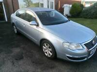 VW PASSAT 2.0TDI 6 SPEED