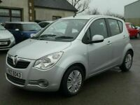 2010 Vauxhall Agila 1.2 petrol club with only 60000 miles, motd march 2021
