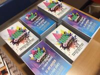 Double Sided Flyer Design + Printing