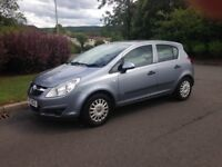 Vauxhall Corsa 1.2i Life 16v , ----- 1 Years MOT ----- , Excellent Condition