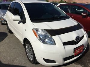 2010 Toyota Yaris EXTRA CLEAN All Power Opts $$ Gas Saver $$