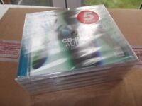 5 pack TDK recordable CD-RXG Audio for sale