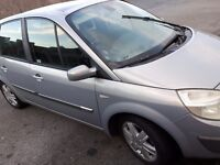 £200 if gone today!! Renault Scenic - Spares or Repairs