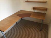 Ikea Gallant Office Desk