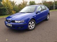 QUICK SALE SEAT LEON 04 PLATE READY TO GO 700£