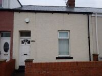 2 Bed Cottage, Sheppard Terrace, Castletown, SR5 3BN No Bond*, DSS Welcome, Nice property
