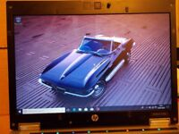 FAST core i7 HP Elitebook 2540p quality Laptop