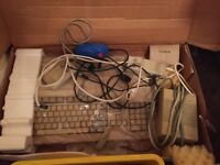 Amiga a500 for sale inc games street fighter 2 and more