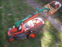 BIG FLYMOW LAWNMOWER MULTIMOW 420 XC.