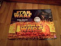 Limited Collector's Edition | Star Wars Saga Edition Chess Set