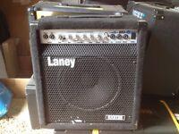Laney Richter 30W Bass Combo!