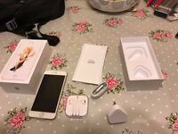iPhone 6s Plus 64GB Gold Unlocked Brand New, Just Box Opened!!