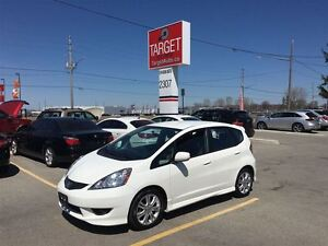 2009 Honda Fit Sport Drives Great Very Clean Low Kms !!!!!!!!!!