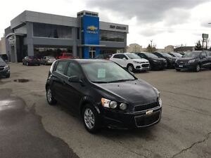 2016 Chevrolet Sonic LT~ REMOTE START ~ REAR CAMERA!!