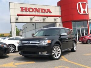2011 Ford Flex Limited, just arrived
