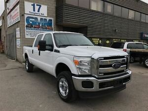 2012 Ford F-250 XLT Crew Cab Short Box 4X4 Gas