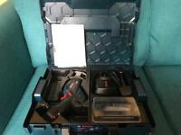 Bosch cordless Sabre saw x 2 Batteries - RRP £170!!