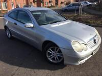 2003 MERCEDES-BENZ C200 1.8 AUTOMATIC! IMMACULATE CONDITION! FULL SERVICE HISTORY!