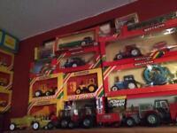 Wanted Britains Farm toys,construction etc...