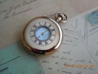 WANTED BY PRIVATE COLLECTOR OLD POCKET WATCHES AND OLD WRISTWATCHES - WORKING OR NOT - CASH PAID.