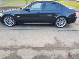 BMW 3 SERIES 3.0 330D M SPORT 4d 228 BHP FULL SERVICE HISTORY