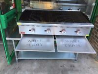 COMMERCIAL CATERING GAS NEW BBQ KEBAB PERI PERI CHICKEN RESTAURANT KITCHEN BAR TAKE AWAY SHOP